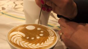La-Cittadella-Caffè-Corso-LatteArt-Pittura-Cappuccino