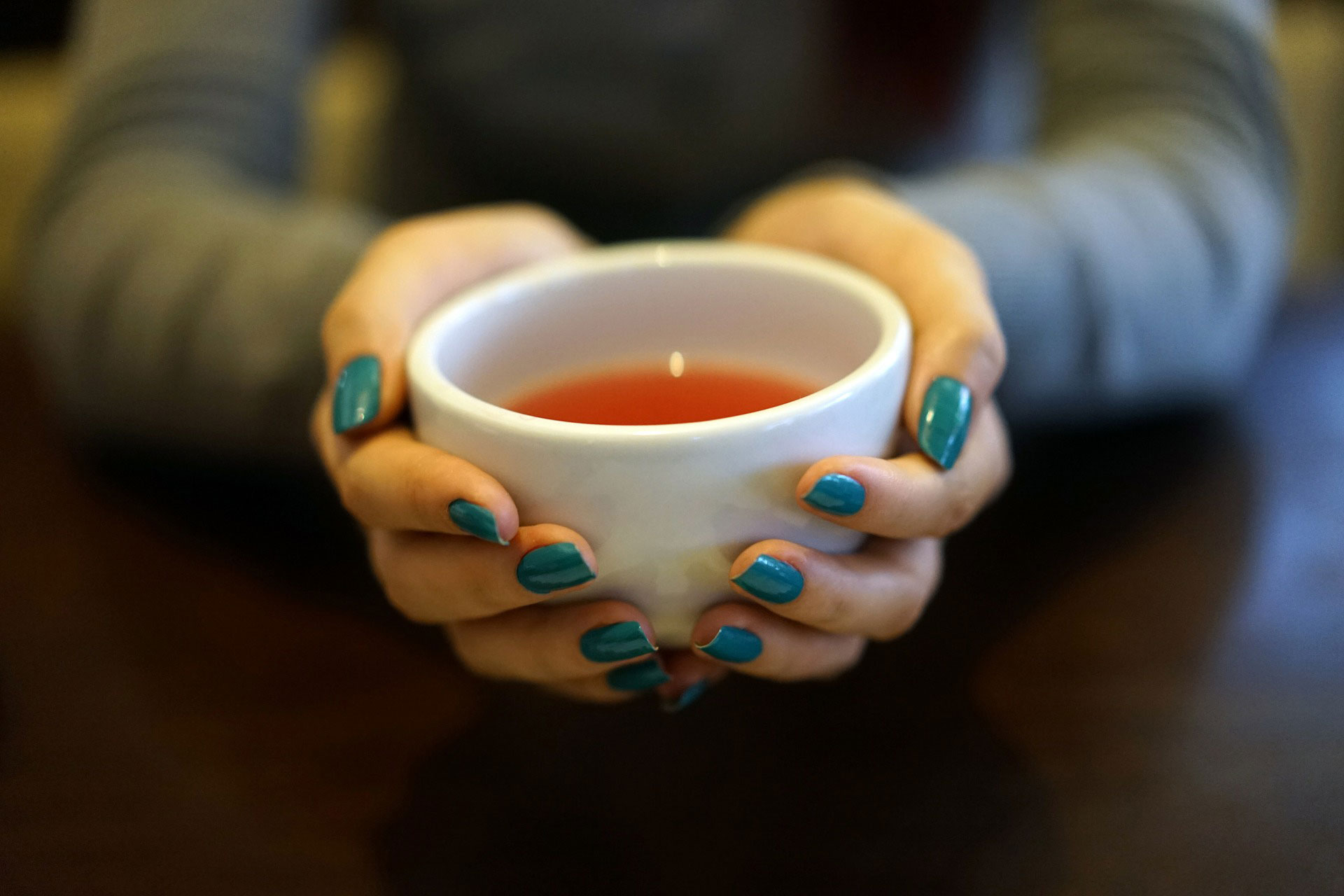 come preparare tazza tè