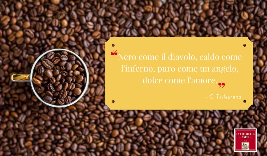 breve storia del caffè italiano