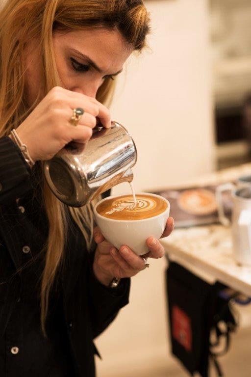latte art cittadella caffè