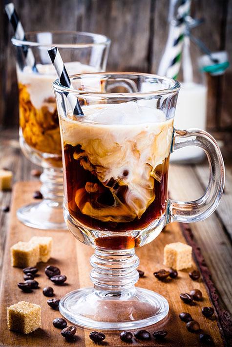 cocktail al caffè irish coffee