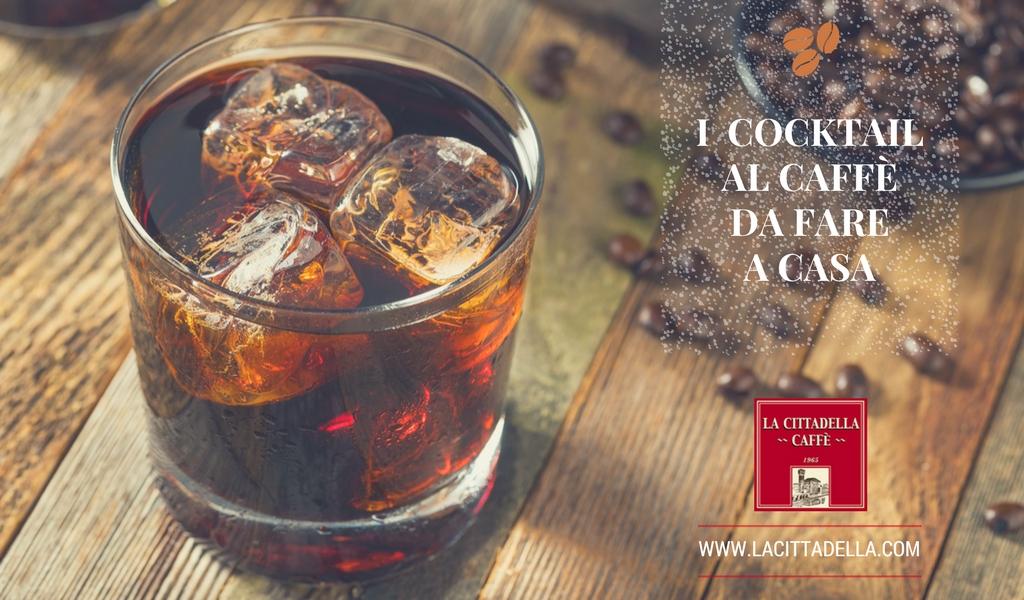 ricette cocktail al caffè