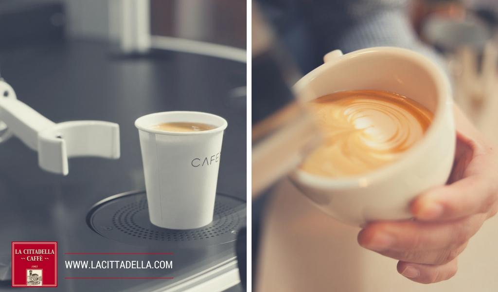 caffetteria robotica