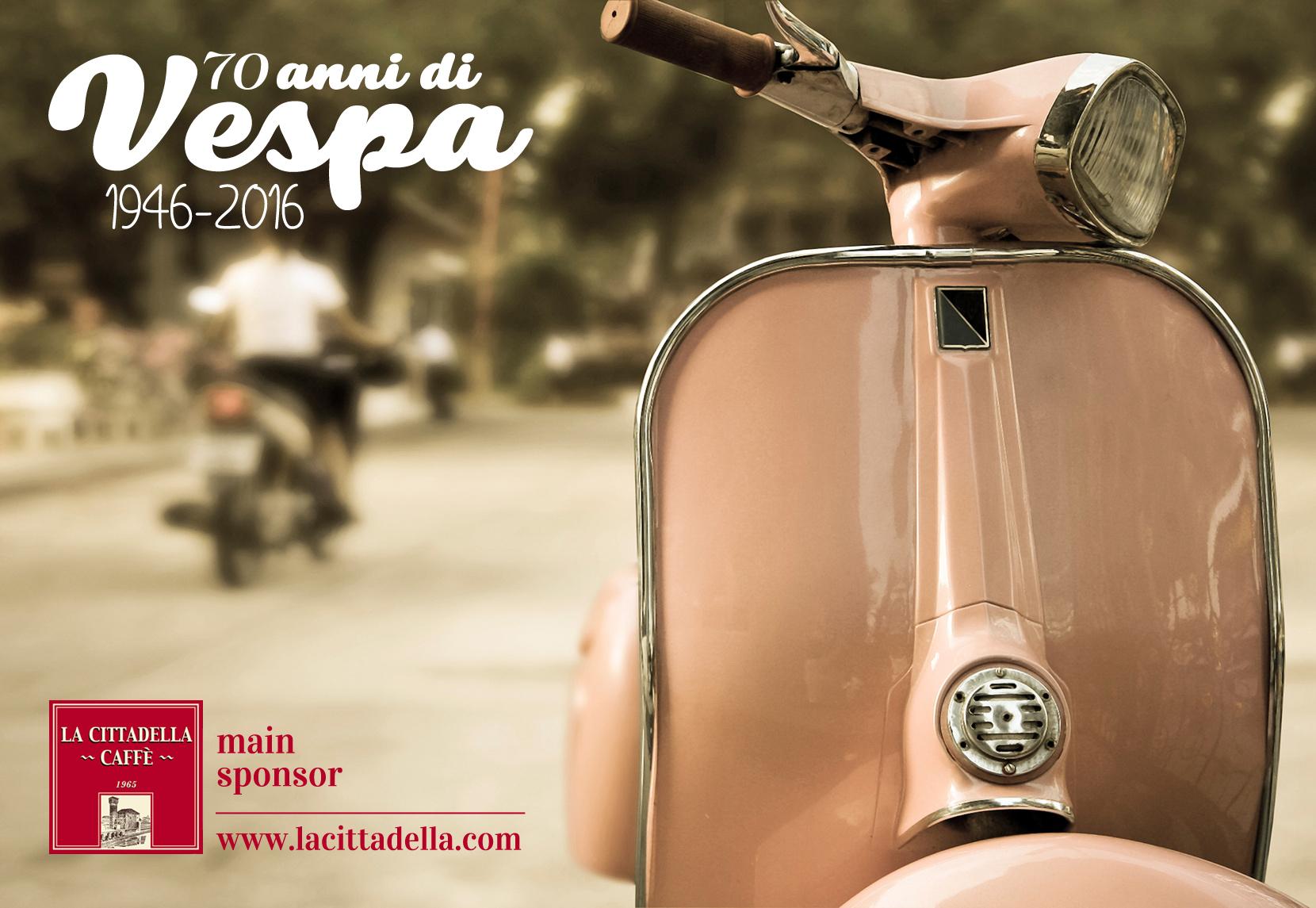 la-cittadella-caffè-anniversario-vespa-piaggio-main-sponsor