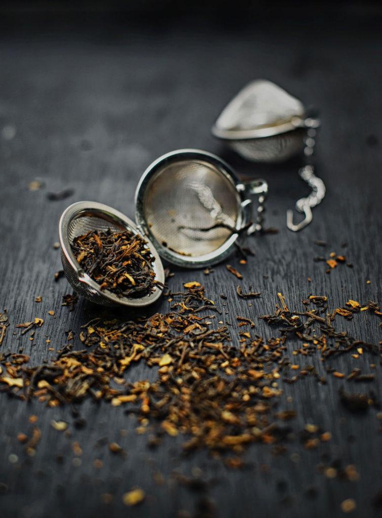 proprietà del tè