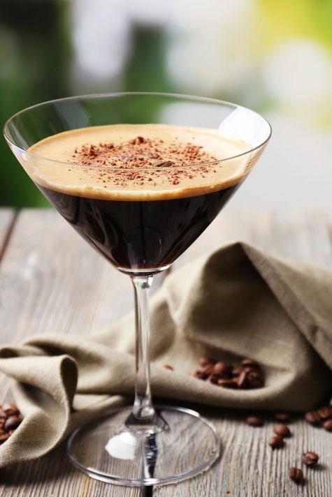 cocktail al caffè espresso martini