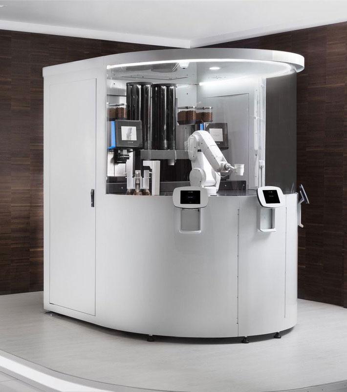 robot caffè